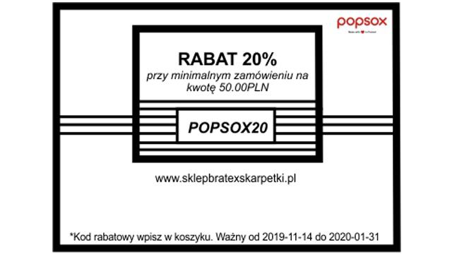 POPSOX20